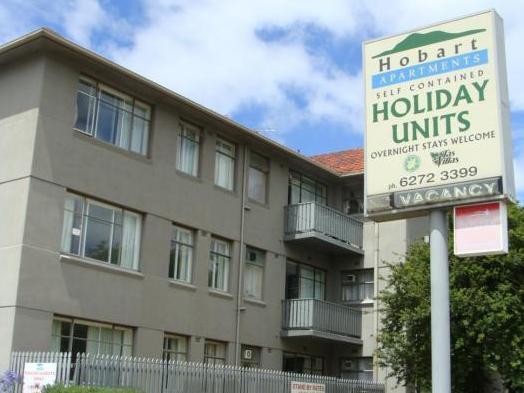 Hobart Apartments, Glenorchy