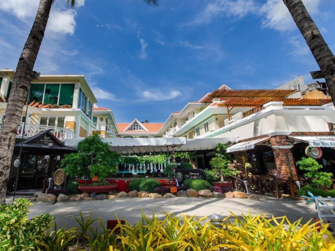 Price on boracay mandarin island hotel in boracay island reviews