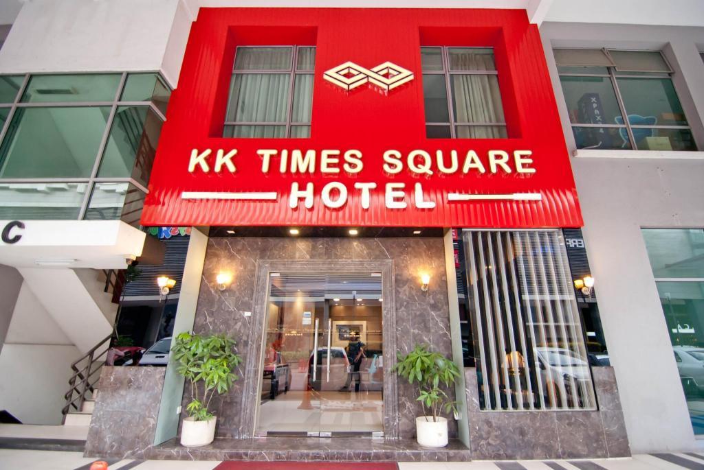 Best Price on KK Times Square Hotel in Kota Kinabalu