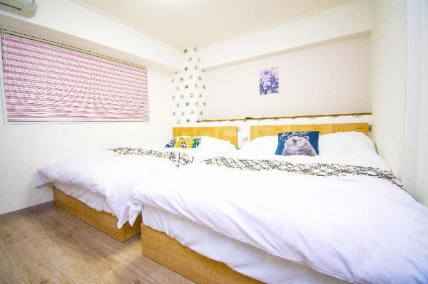 GS305☆ Cozy suites! Excellent location Free WIFI Osaka