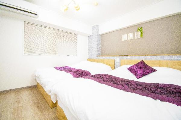 GS505☆ Cozy suites! Excellent location Free WIFI Osaka