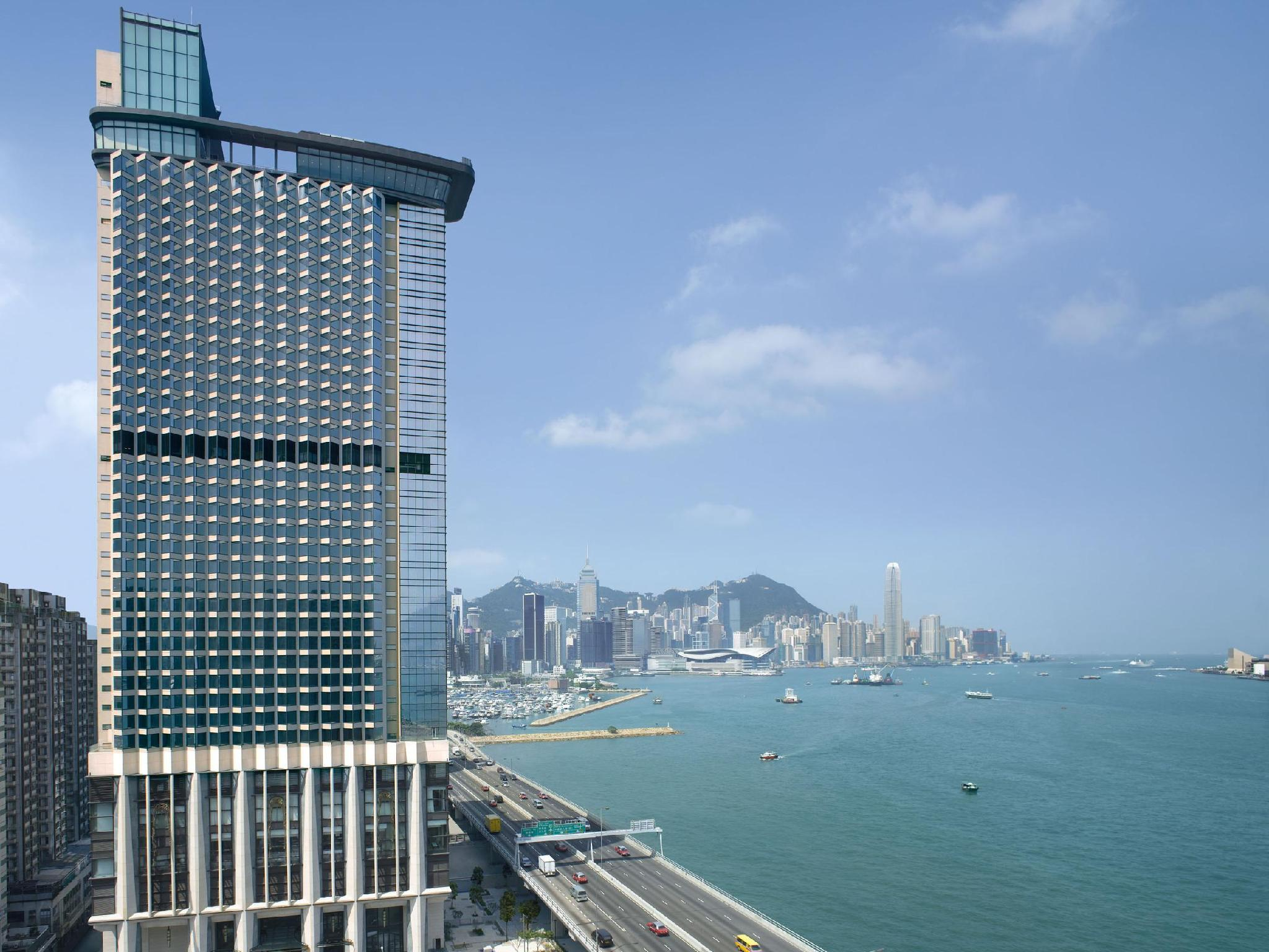 Harbour Grand Hong Kong Hotel,Victoria Dockside