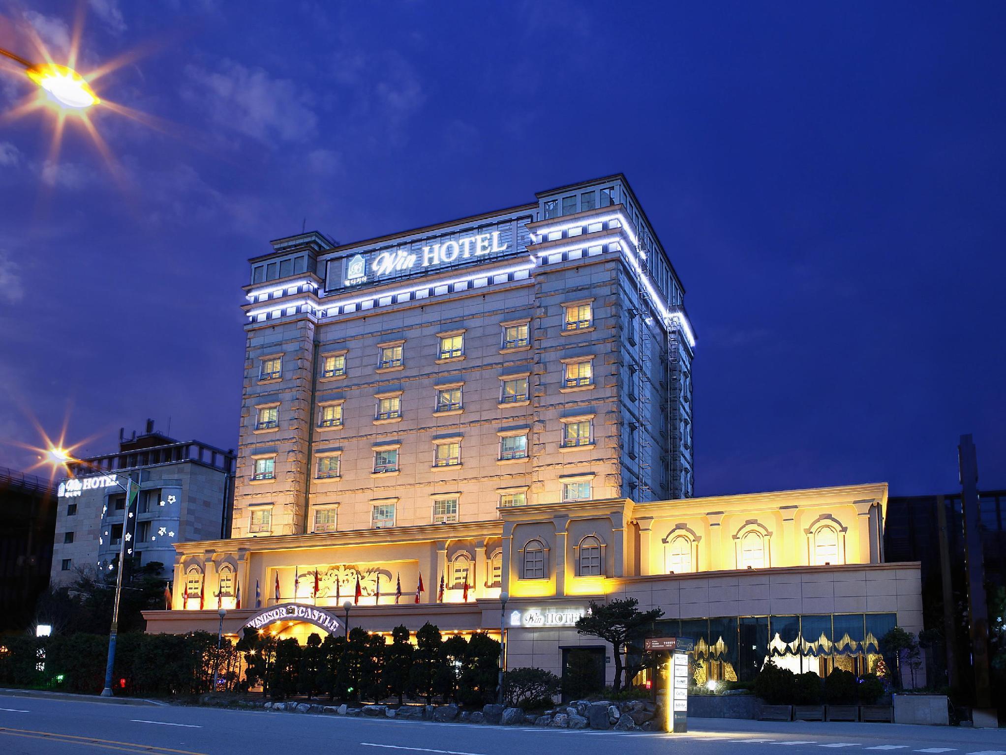 Yongin Windsorcastle Hotel, Yongin
