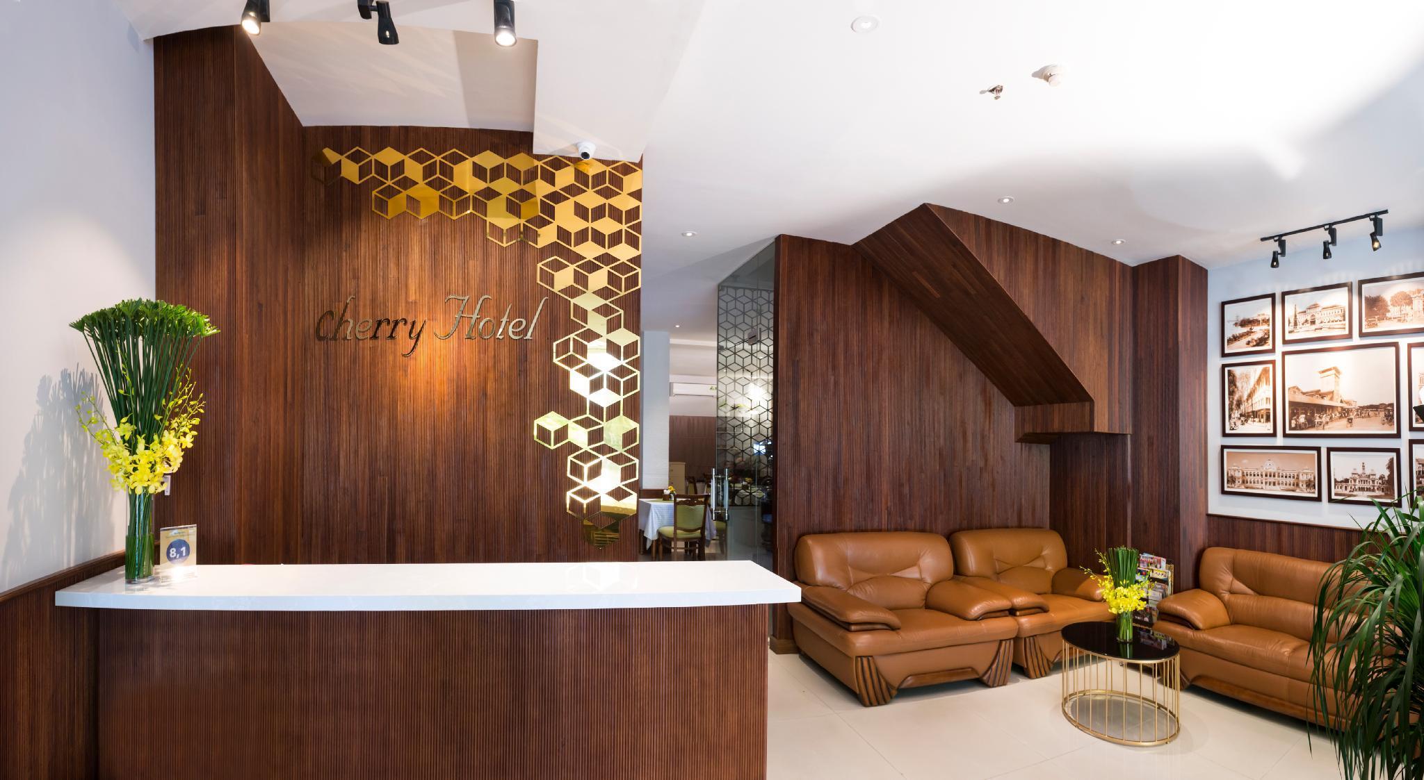 Khách Sạn Cherry Hồ Chí Minh
