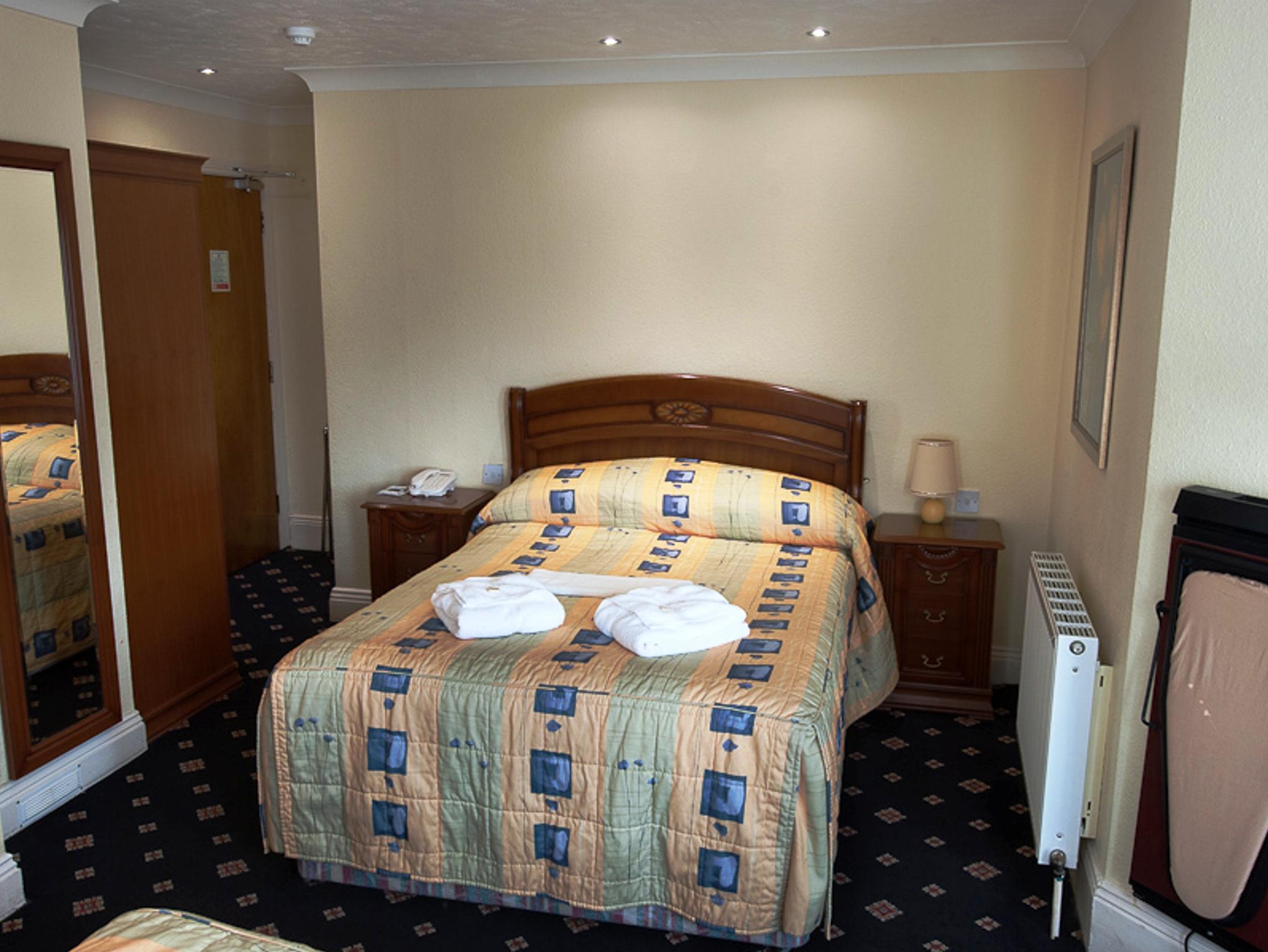 New Westcliff Hotel, Poole