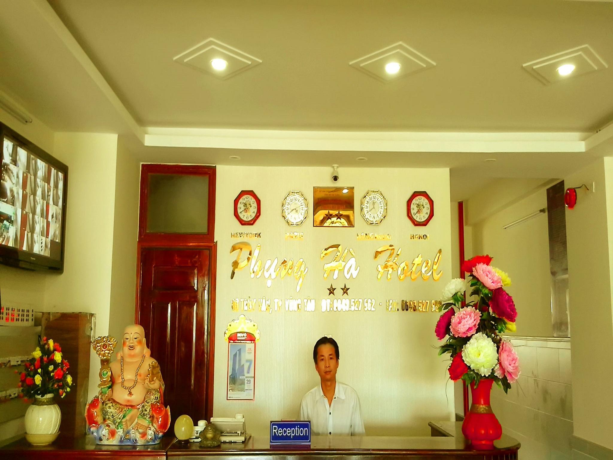 Khách Sạn Phụng Hà Vũng Tàu