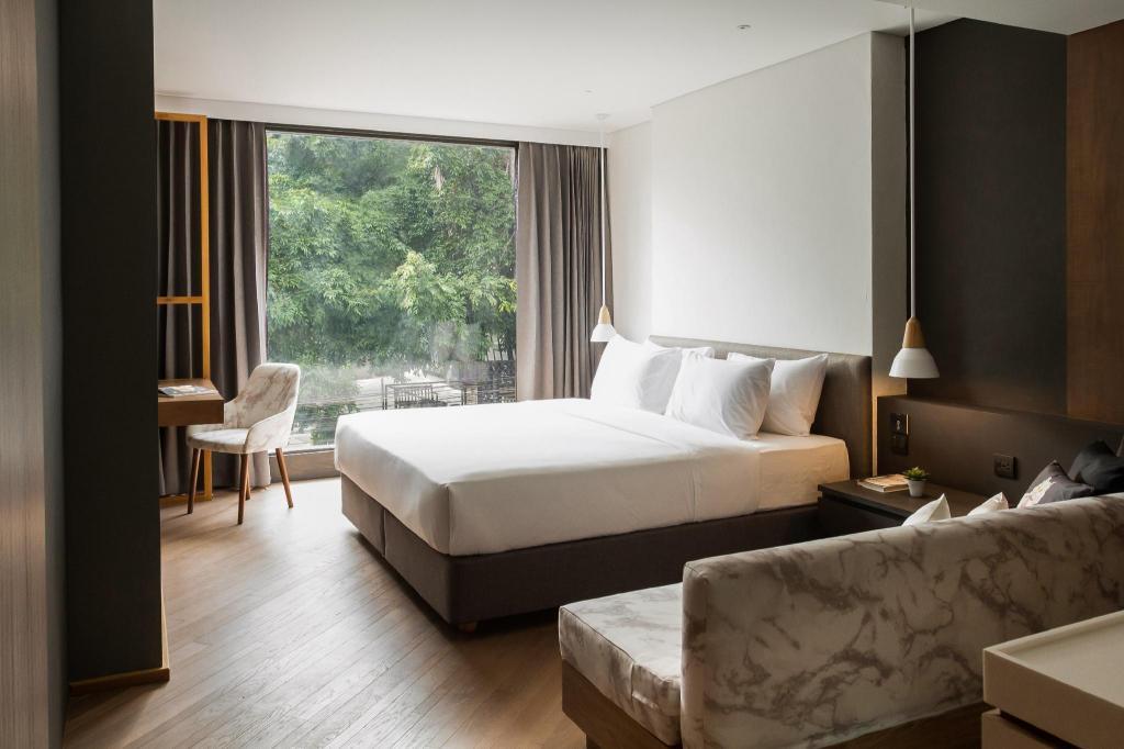 【Sukhumvit Hotel】ボルボ ホテル バンコク(Volve Hotel Bangkok agoda)