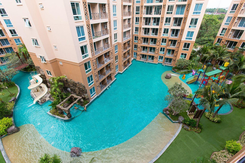 Pattaya Water Park Beach Resort