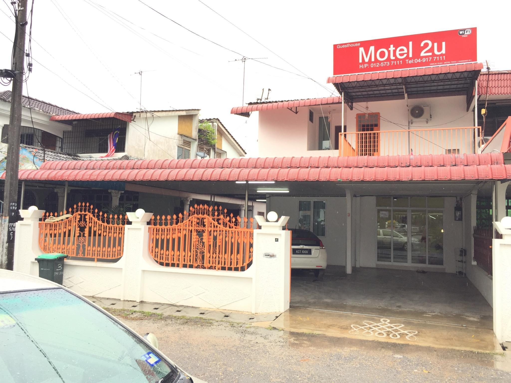 Motel Two U, Kubang Pasu