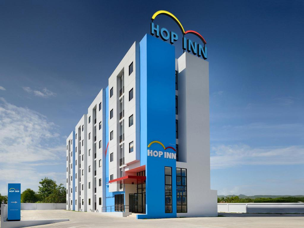 Hop inn Hatyai Hotels near Print of Songkhla university