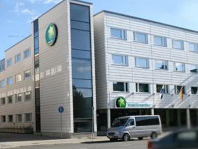 GreenStar Hotel Joensuu, North Karelia
