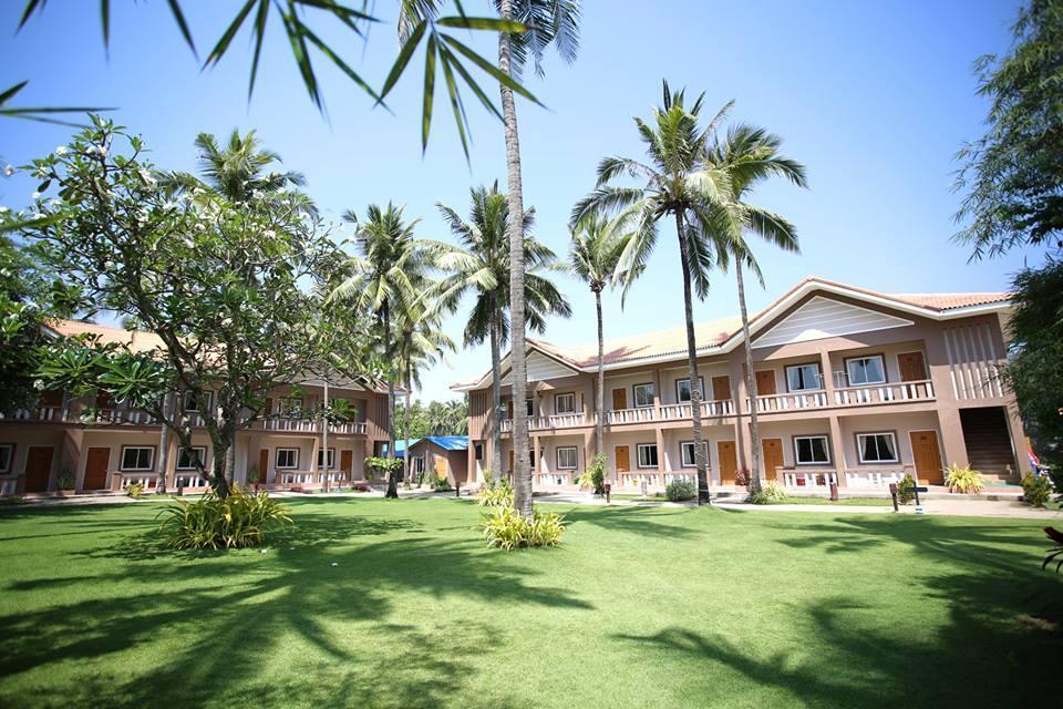 Grand Ngwe Saung Resort, Bassein