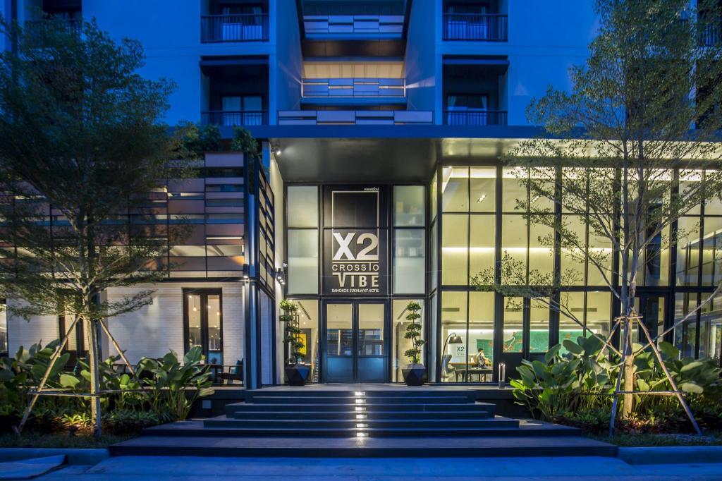 【Sukhumvit Hotel】X2 バイブ バンコク スクンビット(X2 Vibe Bangkok Sukhumvit)