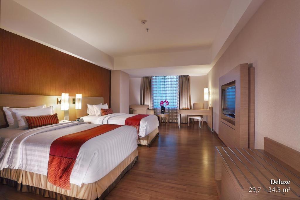 Grand Cityhall Hotel Medan