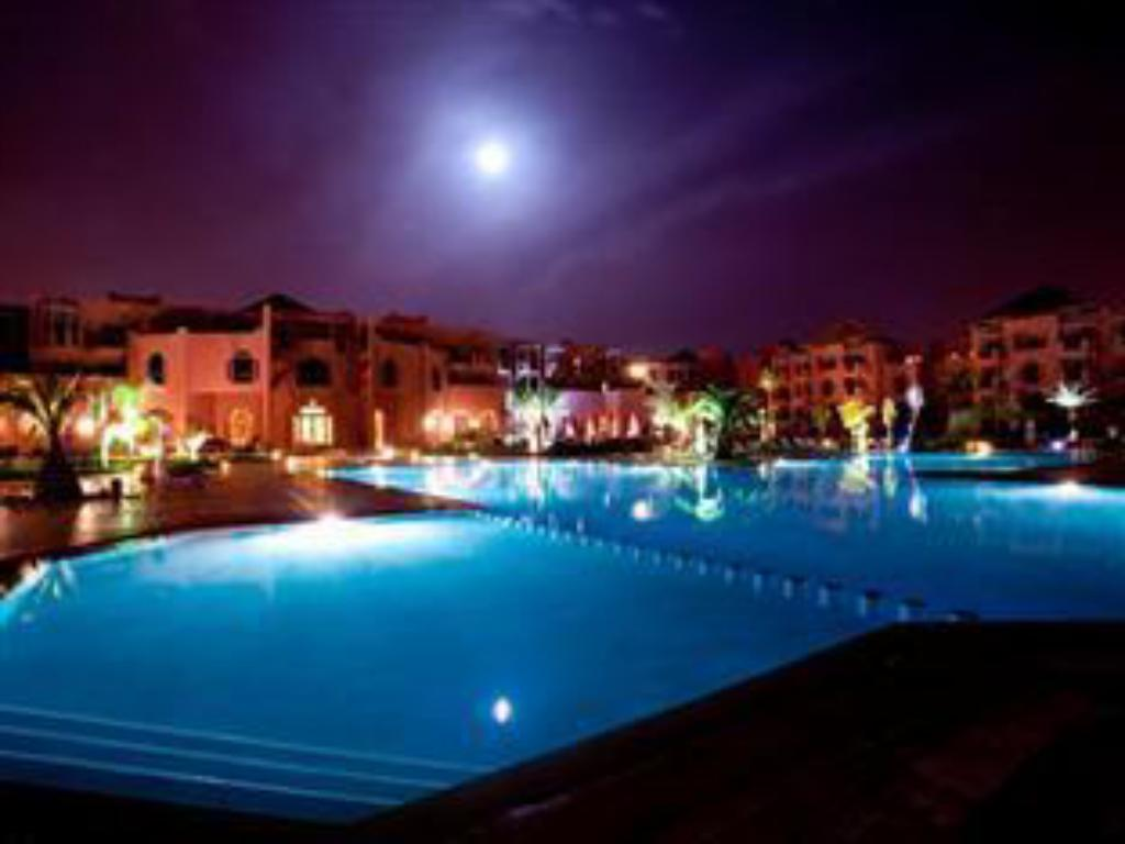 Hotel Palm Plaza And Spa Marrakech