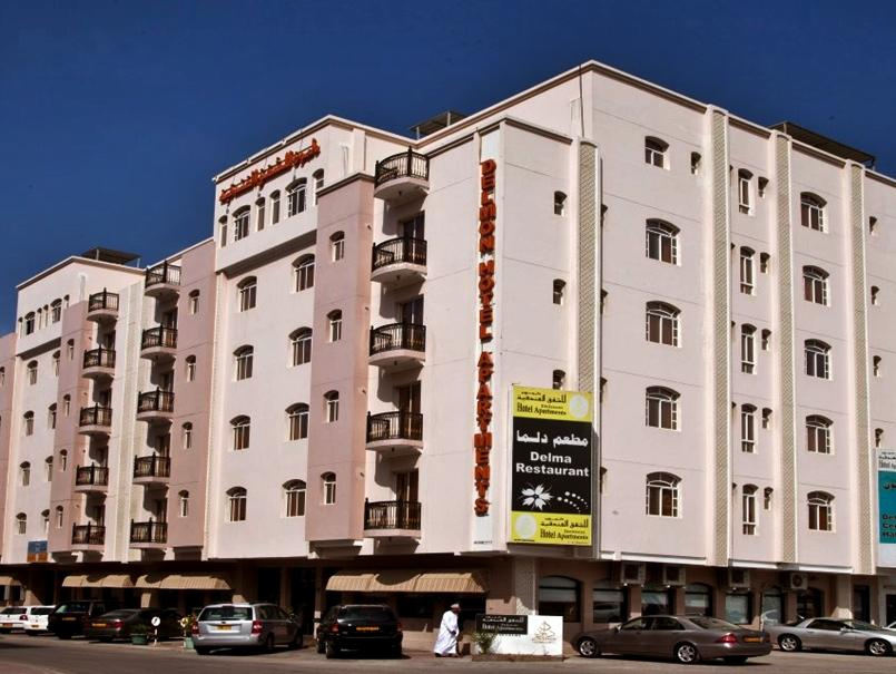 Delmon Hotel Apartments, Muscat