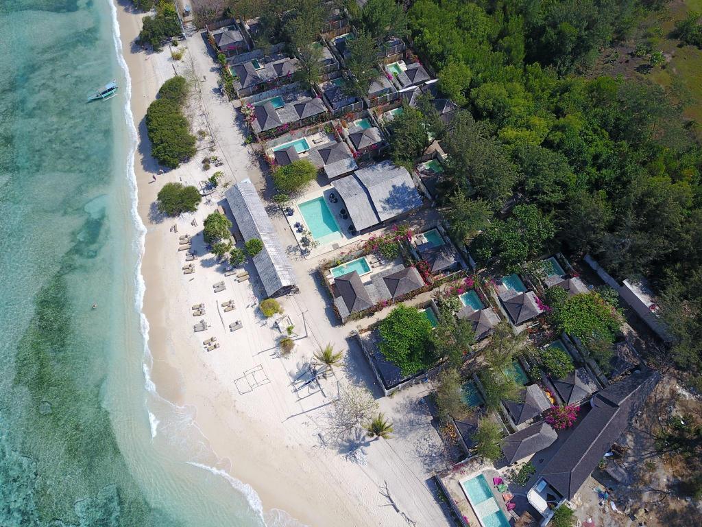 Avia Villa Resort (Gili Meno)