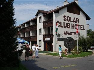 Solar Club Hotel, Sopron-Fertőd