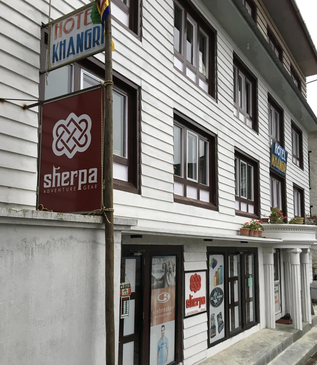 Hotel Khangri - Namche, Sagarmatha