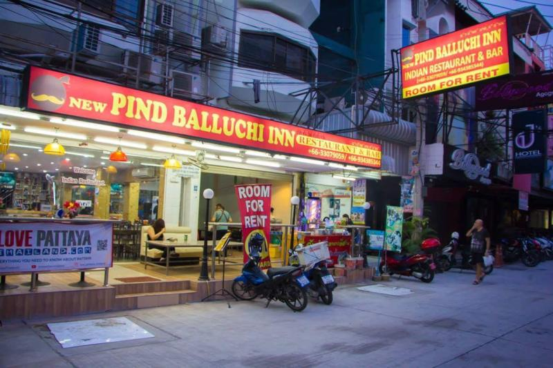 New Pind Balluchi Inn