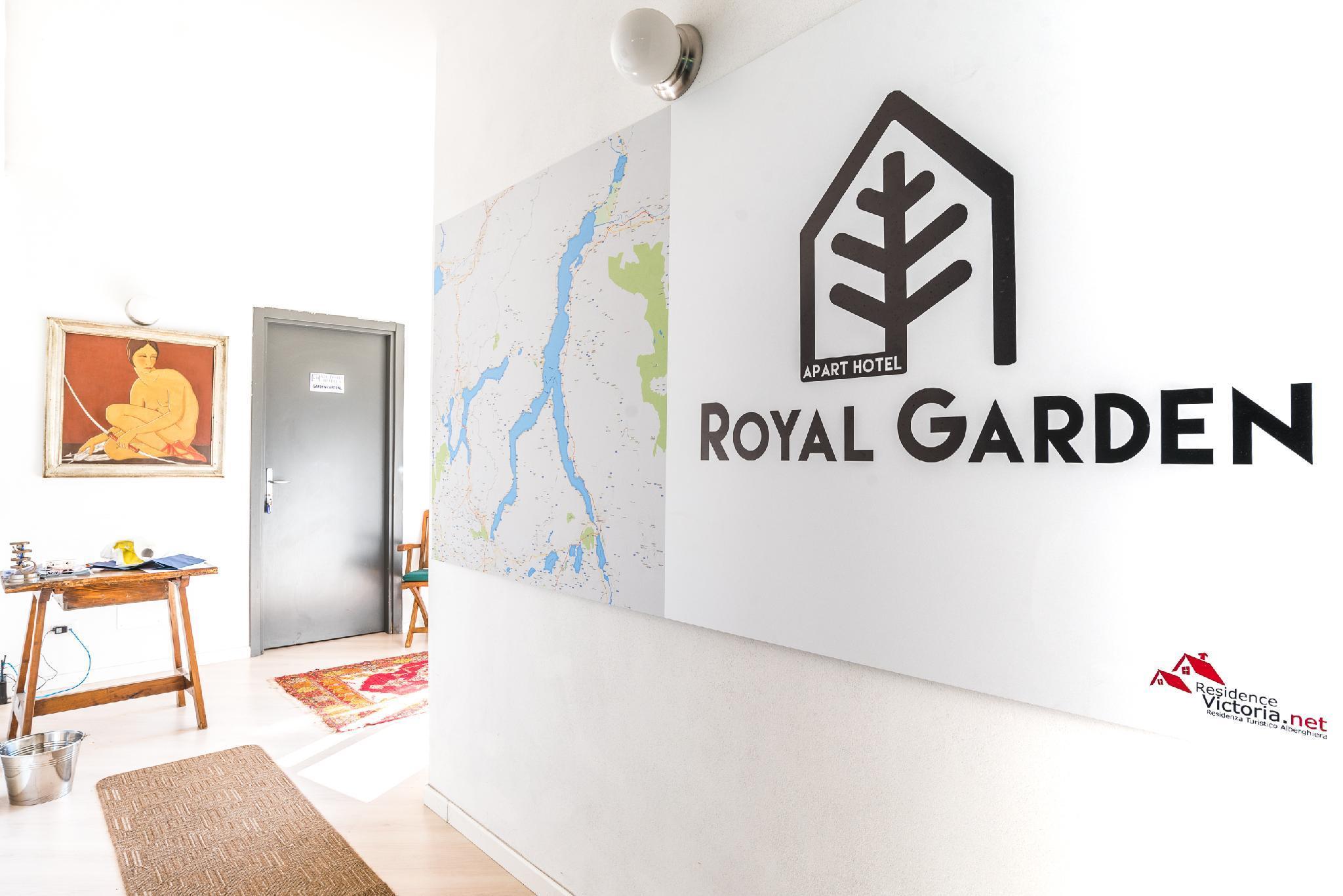Victoria Hotels Royal Garden, Como