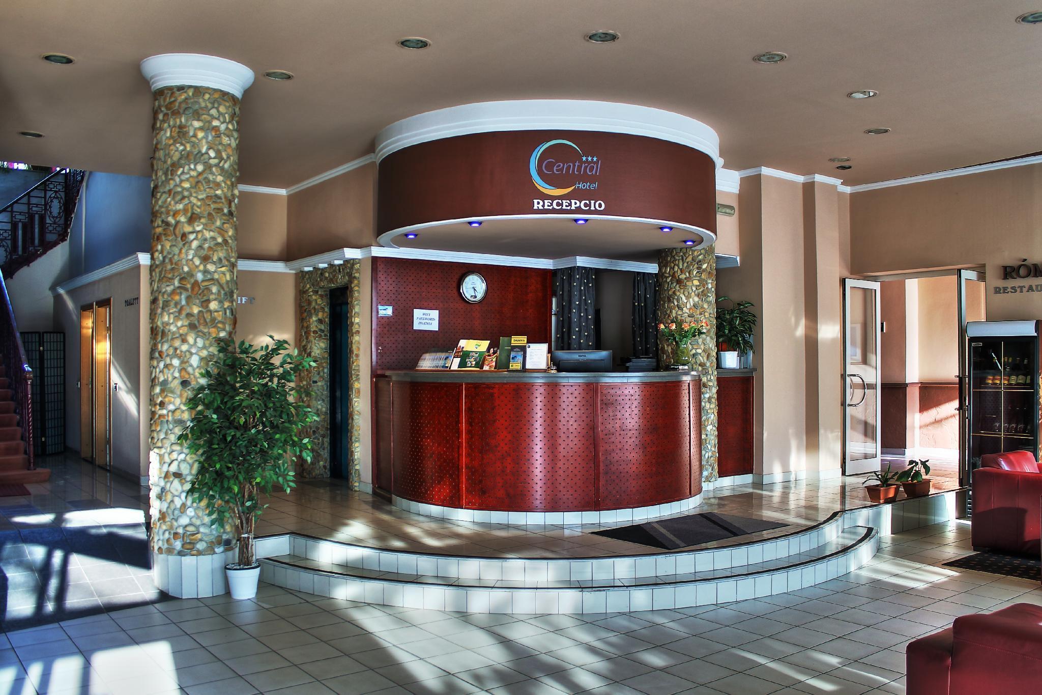 Hotel Central, Nagykanizsai/Zalakaros