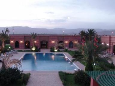 Hotel Le Riad, Errachidia