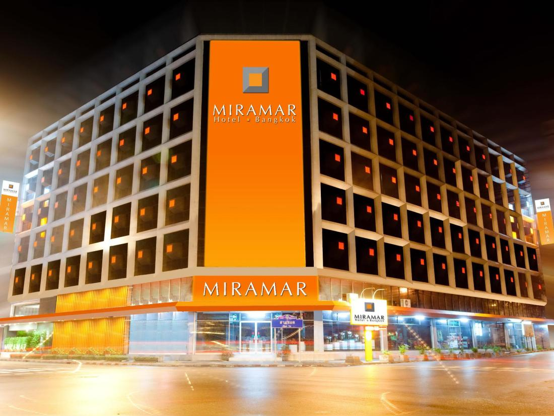 Best Price On Miramar Bangkok Hotel In Bangkok Reviews