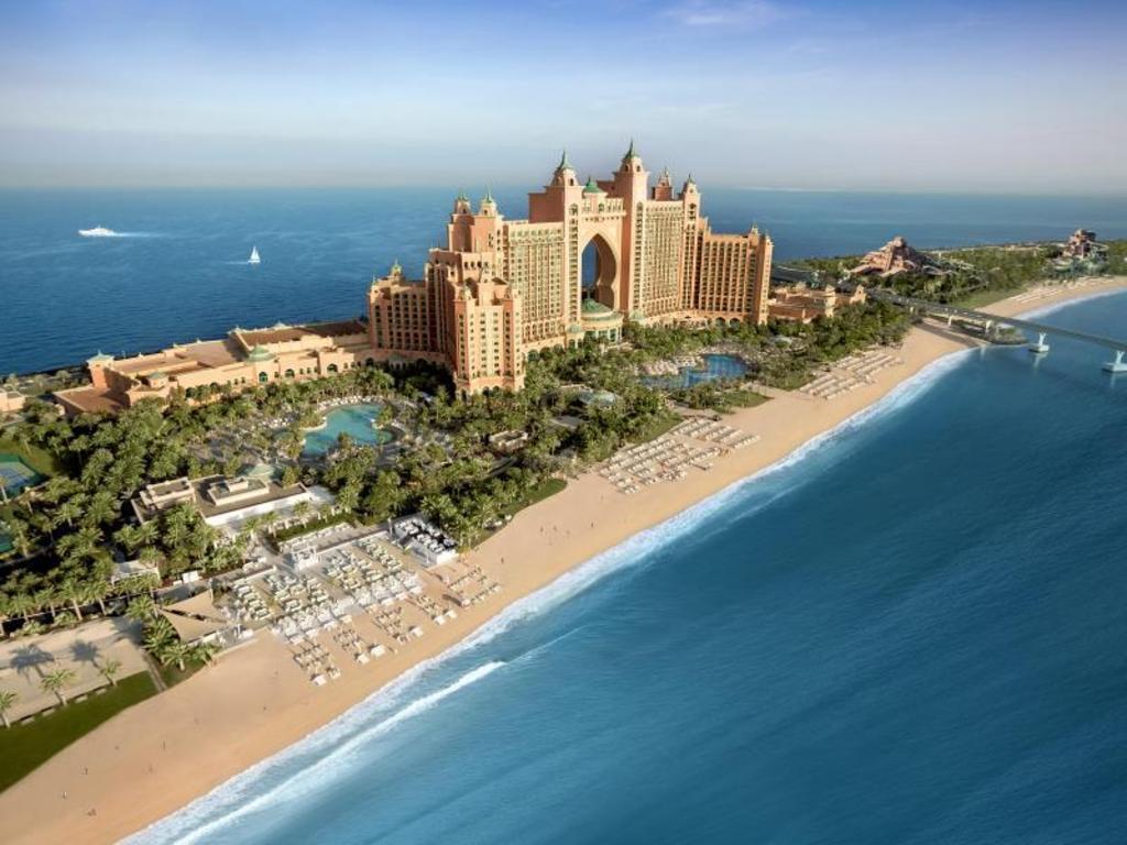 Terrace One Bedroom Best Price On Atlantis The Palm Dubai In Dubai Reviews