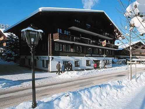 Hotel Christiania Gstaad, Saanen