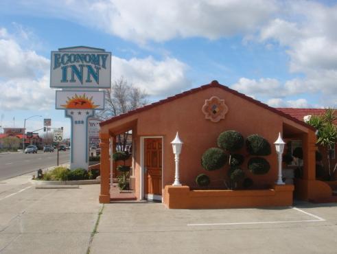Economy Inn Los Banos, Merced
