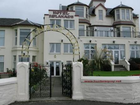 The Esplanade Hotel, Argyll and Bute