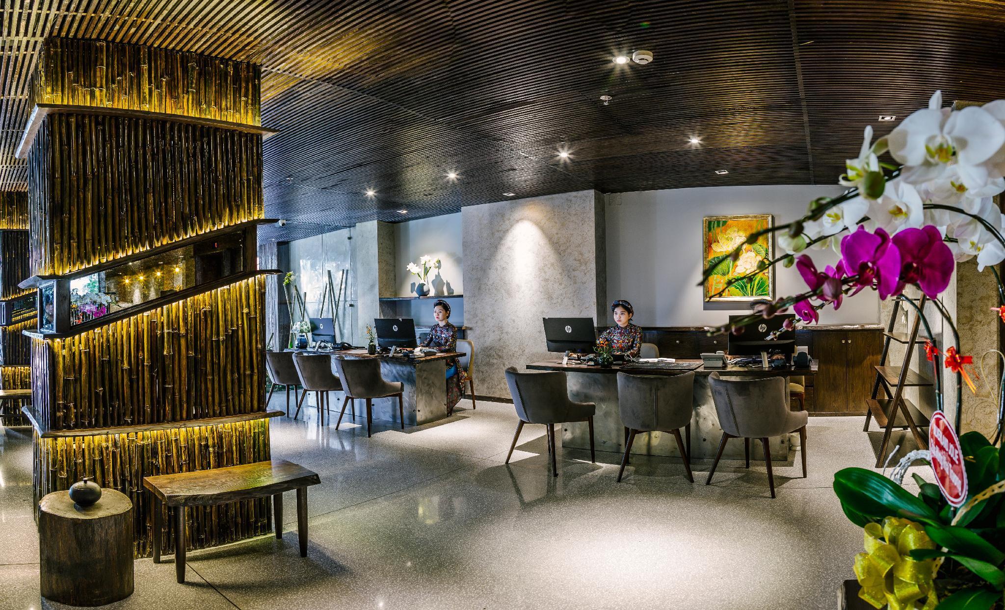 Khách Sạn Lan Lan 2 Hồ Chí Minh