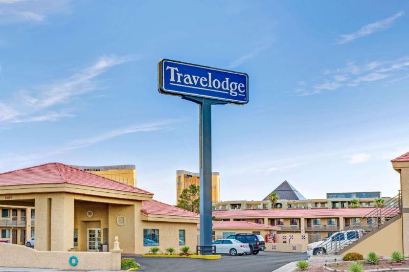 拉斯維加斯機場北旅遊旅館 - 近拉斯維加斯大道