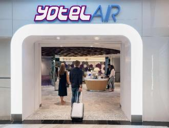 YOTELAIR Singapore Changi Airport at Jewel (SG Clean Certified)