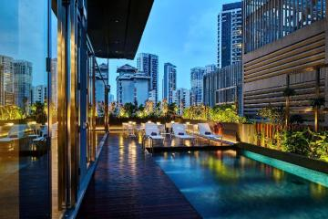 YOTEL Singapore Orchard Road (SG Clean Certified)
