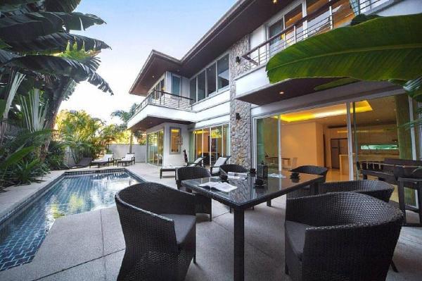 Kamala Beach Pool Villa 3 Bed Phuket
