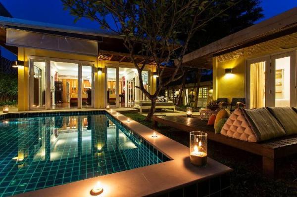 Luxury Chiang Mai 3 Bedroom Pool Villa Chiang Mai
