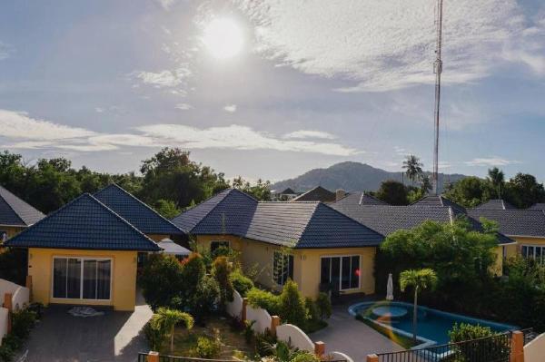 Rawai Beach 5 Bedroom Pool Villa Phuket