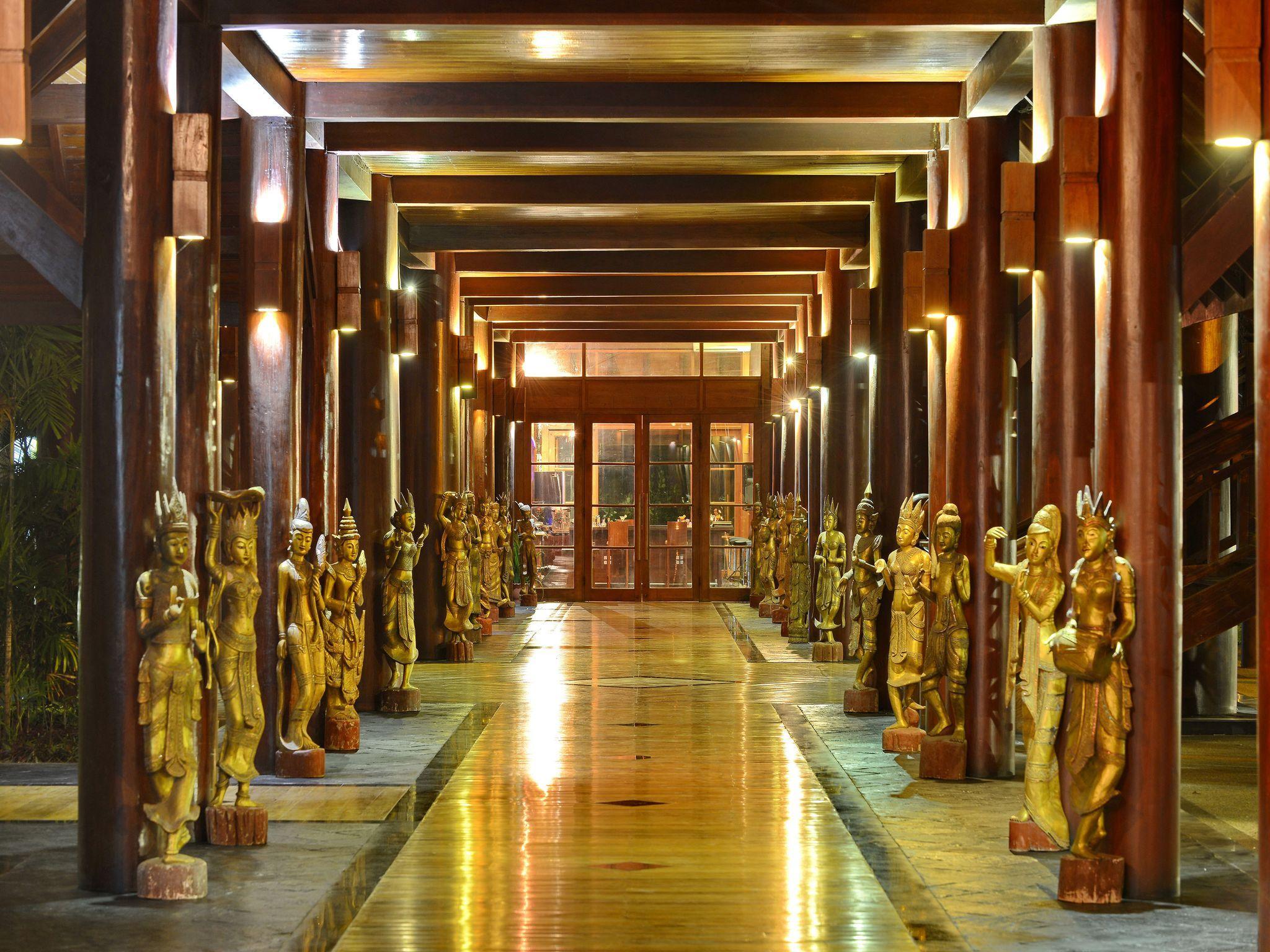 Aureum Palace Hotel & Resort, Bassein