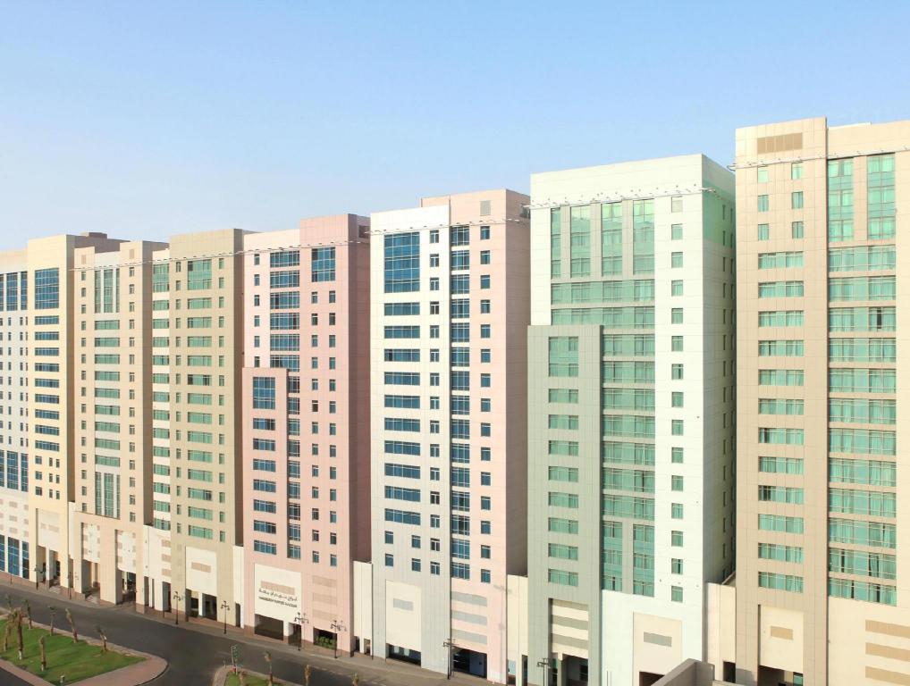 Best Price on Le Meridien Towers Makkah in Mecca + Reviews!