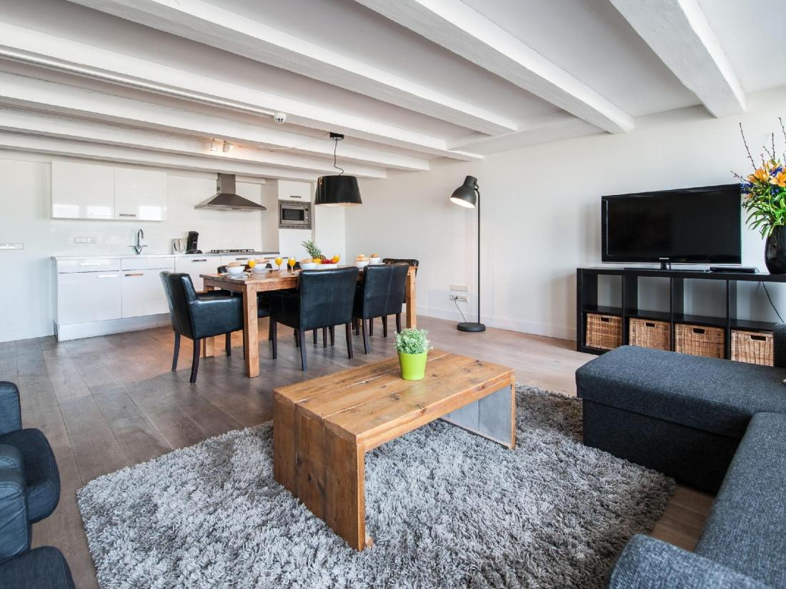 Best Price on Amsterdam Harbour Apartments in Amsterdam ...