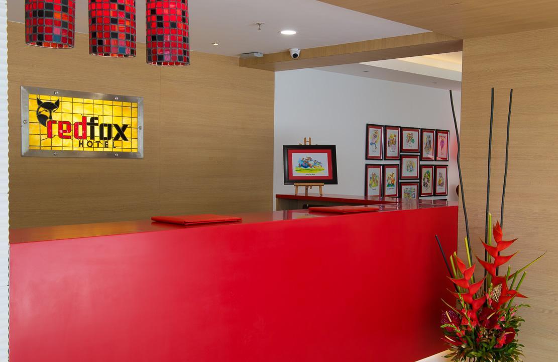 Red Fox Hotel Trichy, Tiruchirappalli