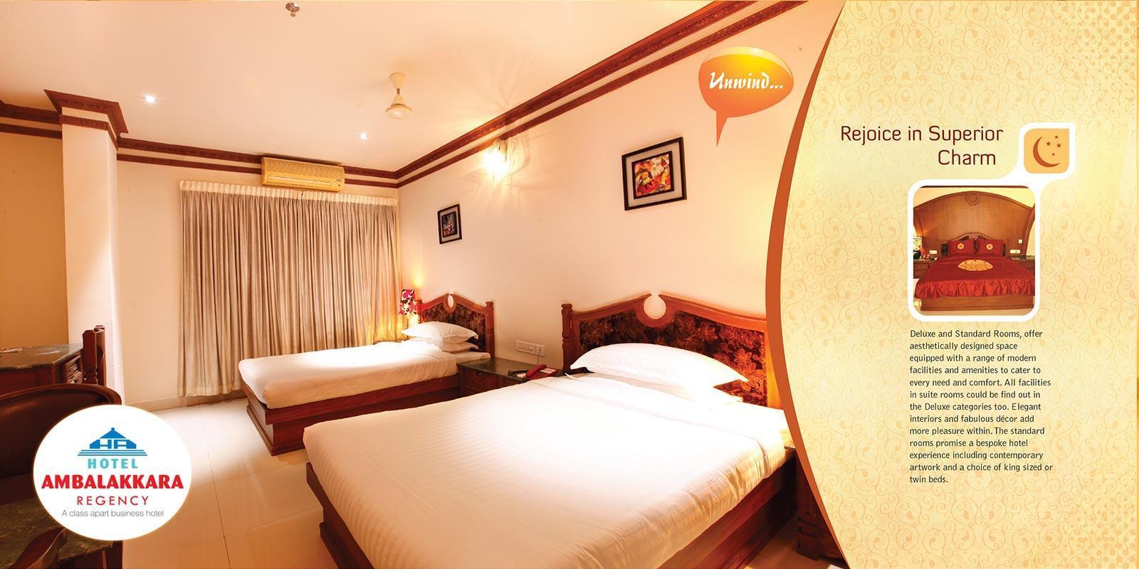 Hotel Ambalakkara Regency, Kollam