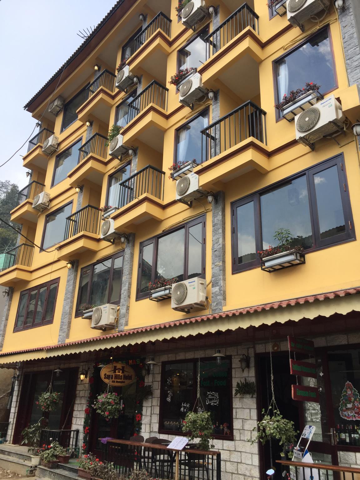 Sapa Hills Hotel, Sa Pa
