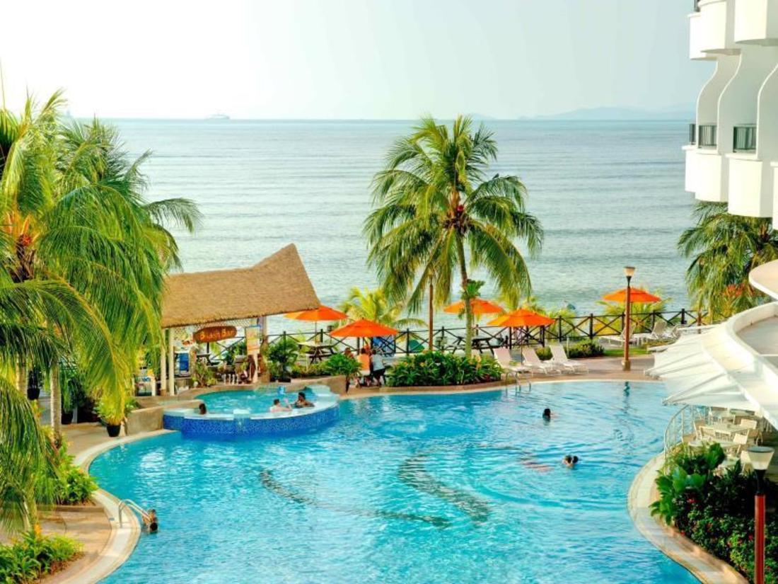 Book Flamingo Hotel By The Beach Penang Malaysia