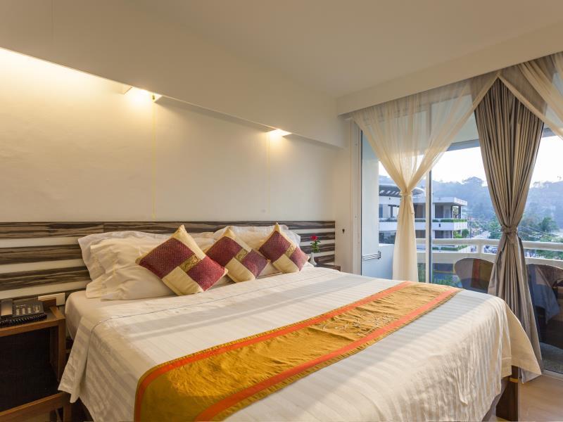 The Bliss South Beach Patong, Pulau Phuket