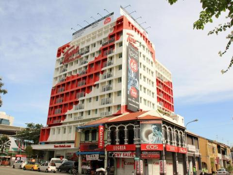 3 star hotel George Town Penang