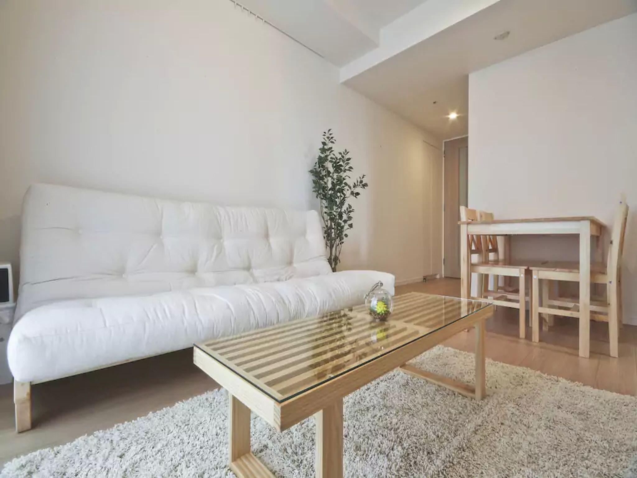 BG New White Room-Latest Facility-Shibuya 6min, Shinagawa