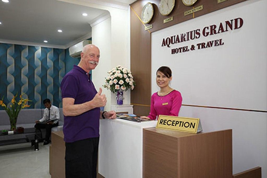 Khách Sạn Aquarius Legend Hà Nội